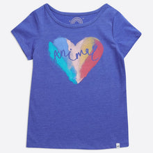 Load image into Gallery viewer, Animal Prism Tee in Purple