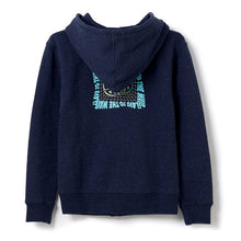 Load image into Gallery viewer, Animal Captive Hoody in Indigo