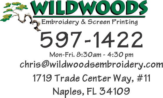 Wildwoods Embroidery