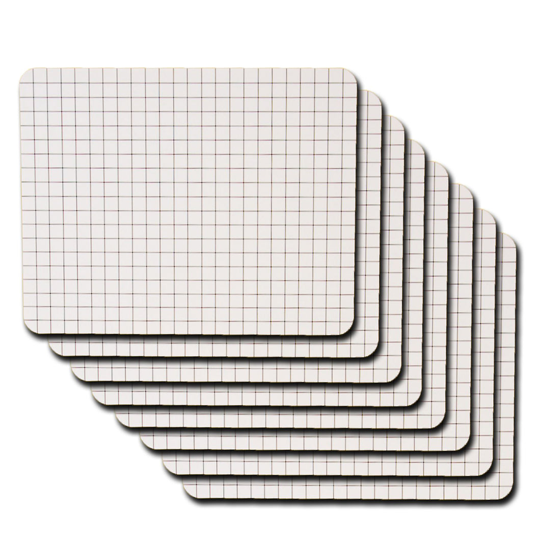(8) Graph Rectangular Replacement Sheets