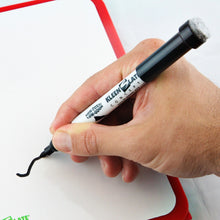 Load image into Gallery viewer, (36) Pack Black Dry Erase Markers with Eraser Caps