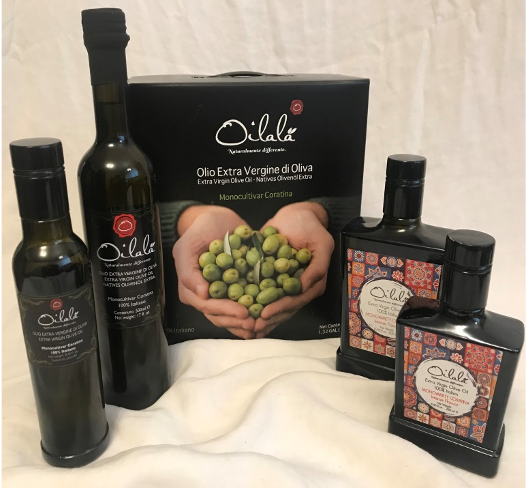 Oilala Extra Virgin Olive Oil (various sizes)