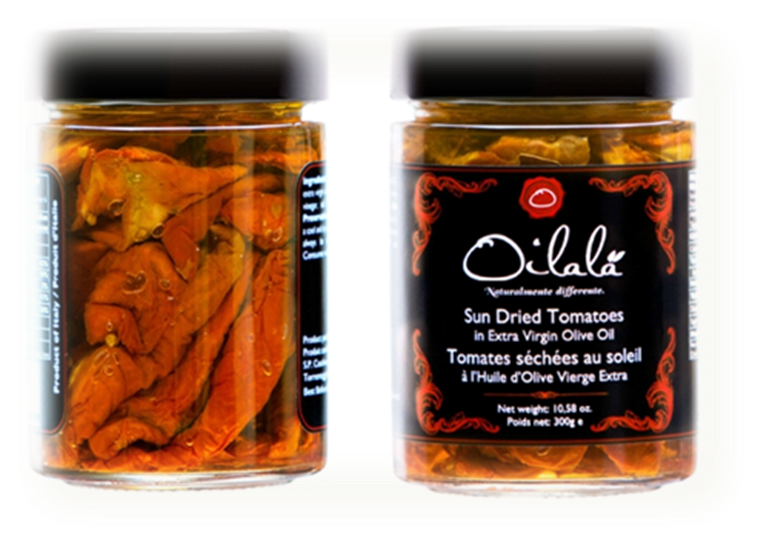 Sundried Tomatoes in EVOO no additives, colorants or preservatives (300g)