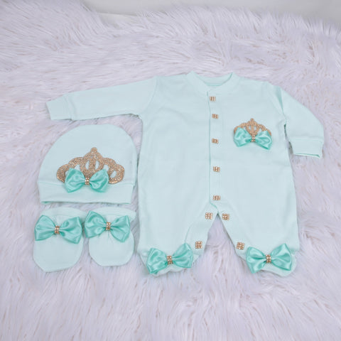 3 Pieces Princess Set Mint