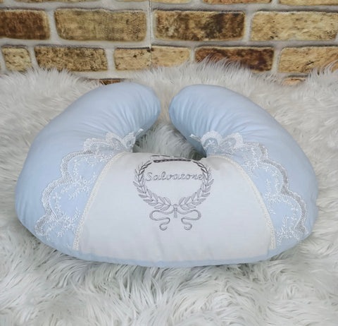 Nursing Pillow Blue