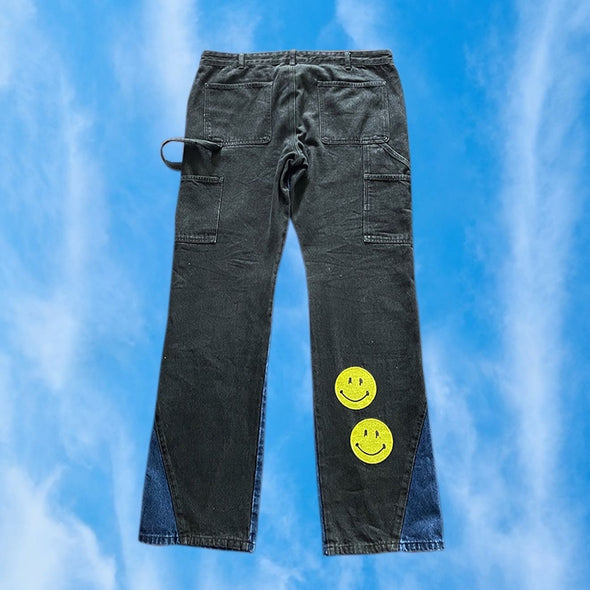 PUSH PULL HEAVY SPACE JEAN (18/03 Release)