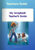 My Scrapbook with Dot Com Teachers Guide
