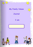 My Family Values Journal
