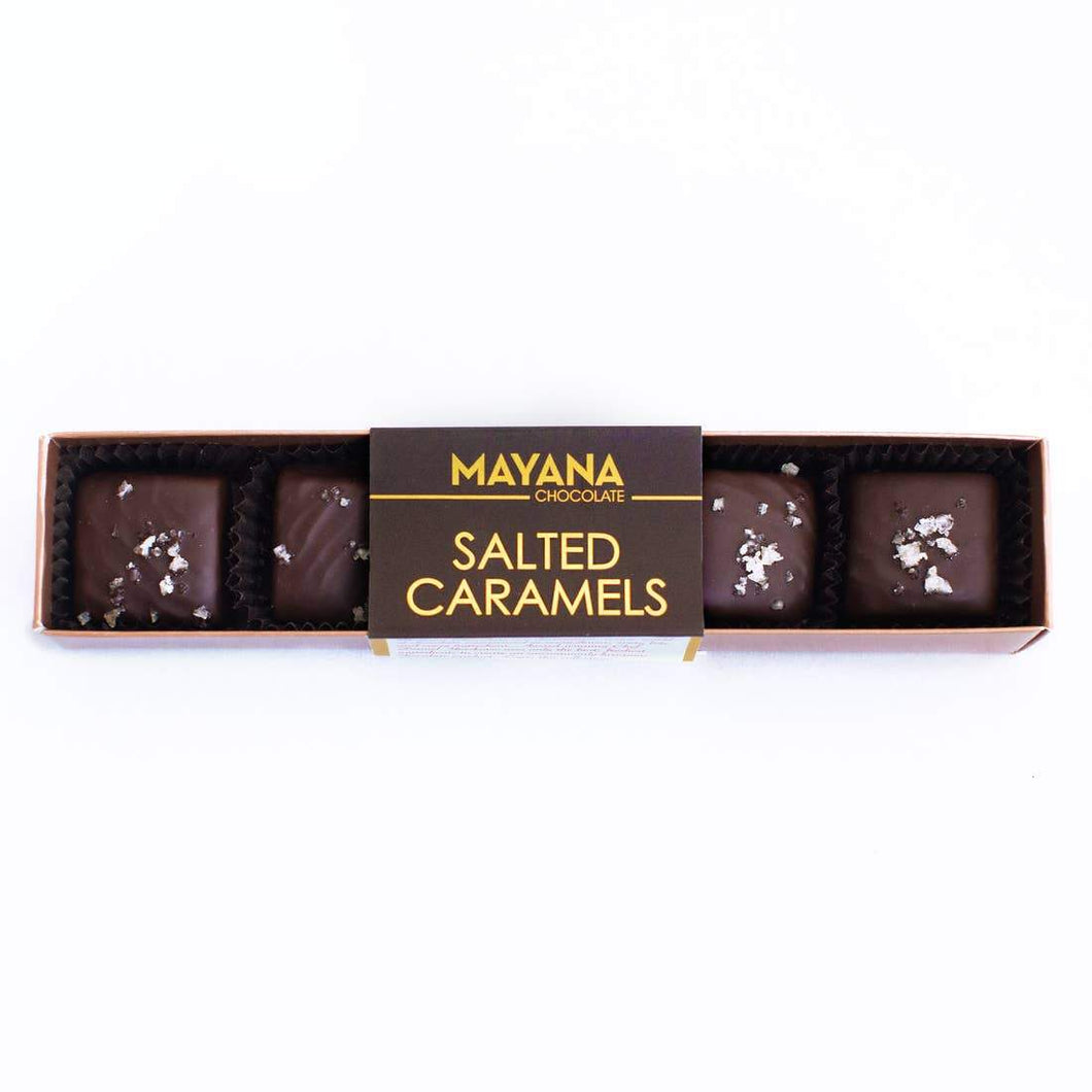 5 Piece Salted Caramel Box