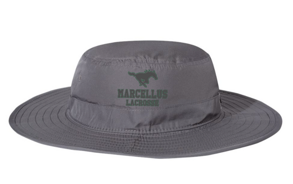 Marcellus Lacrosse The Game Ultralight Boonie Bucket Hat