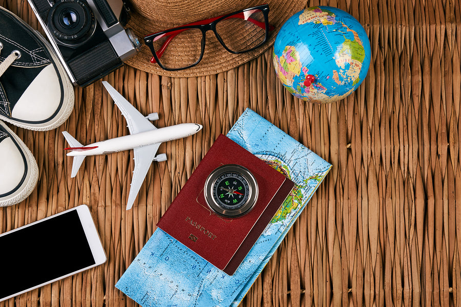 2019 Three Must Have Travel Items