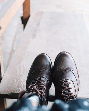Lace up Short Boots Review | Atitlan Leather