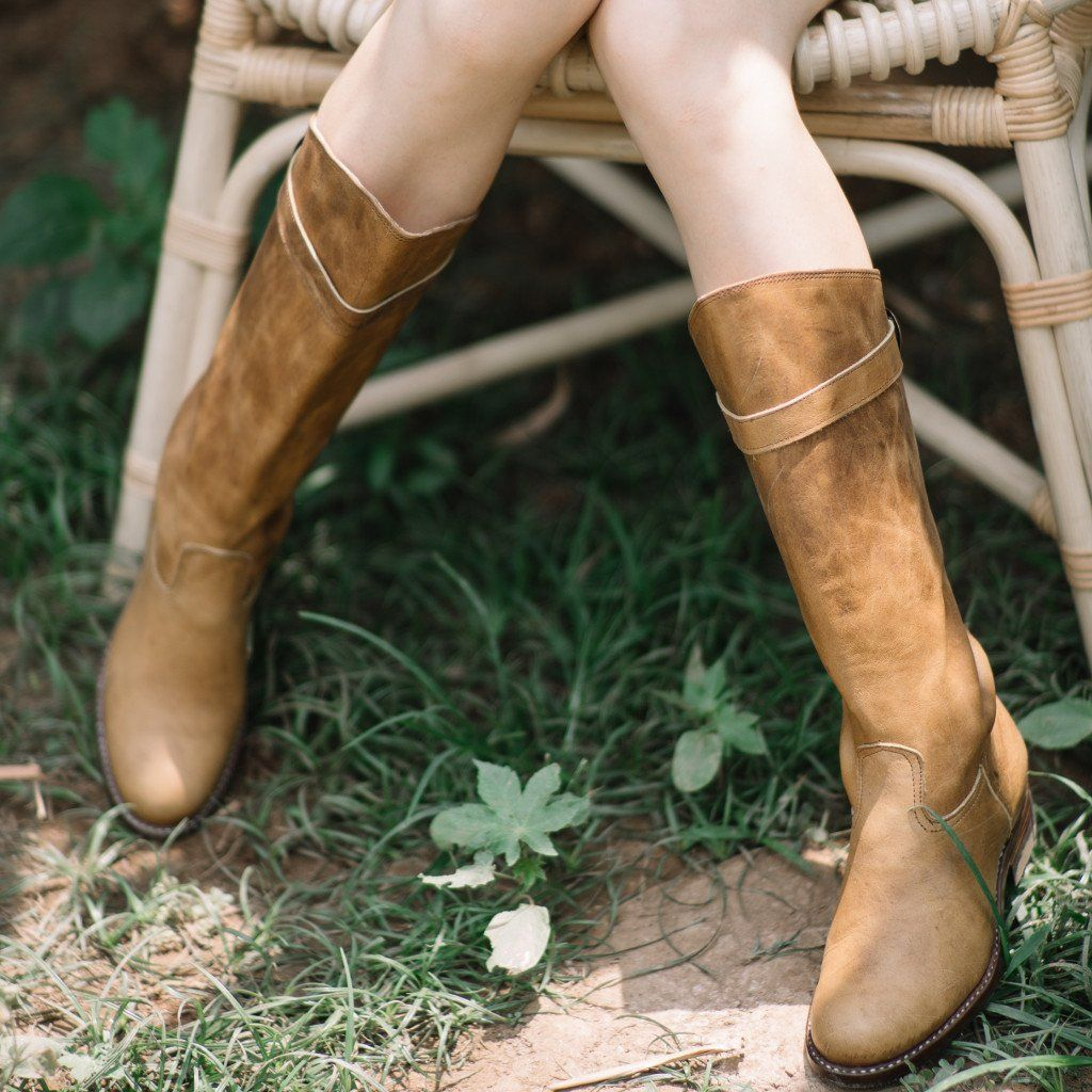 Leather Boots Are The Perfect Addition To Any Wardrobe