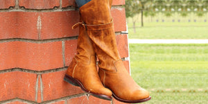 Handmade Leather Boots Collection