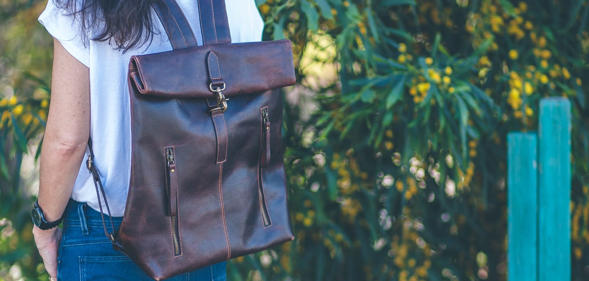 Handmade Leather Backpacks