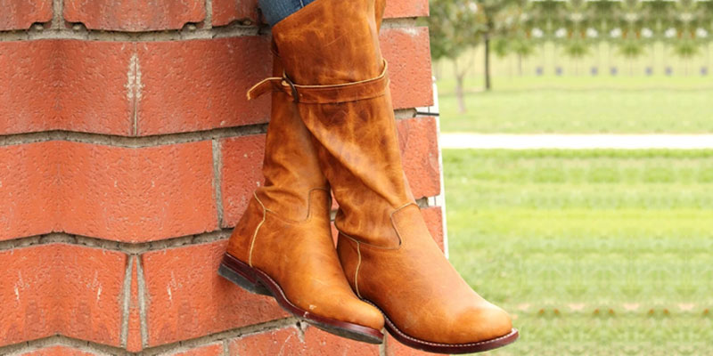 Handmade Women's Leather Boots
