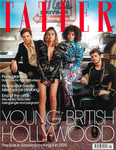 As Seen On Tatler