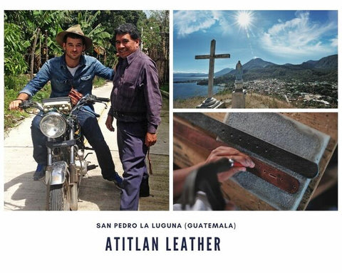 Handmade Leather Goods From Guatemala