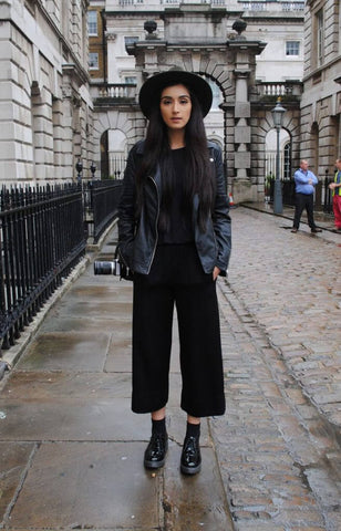 Wear Boots With Cropped Pants