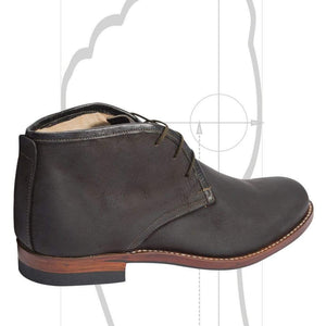 Custom Chukka Boots - Atitlan Leather
