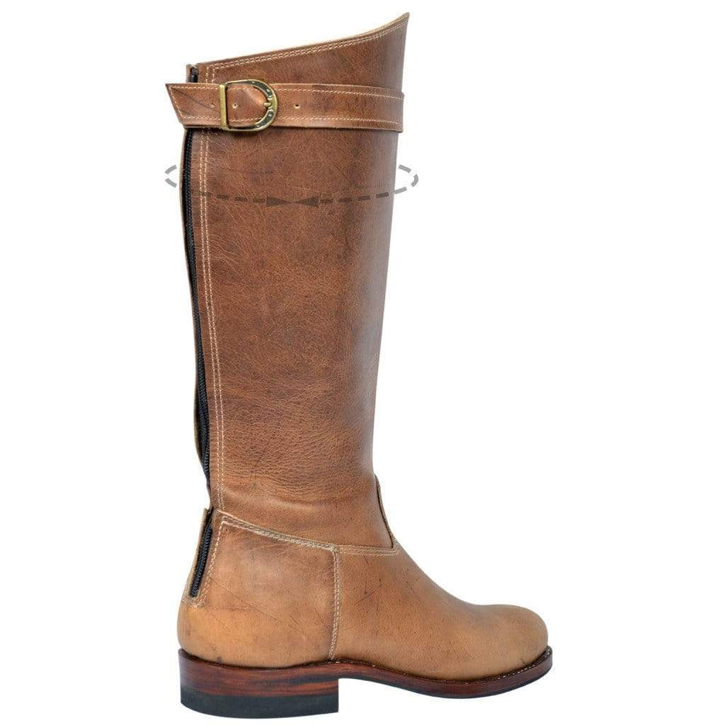 Custom Tall Boots - Atitlan Leather