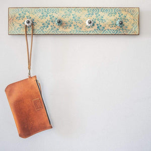 Handmade Leather Clutch - Atitlan Leather