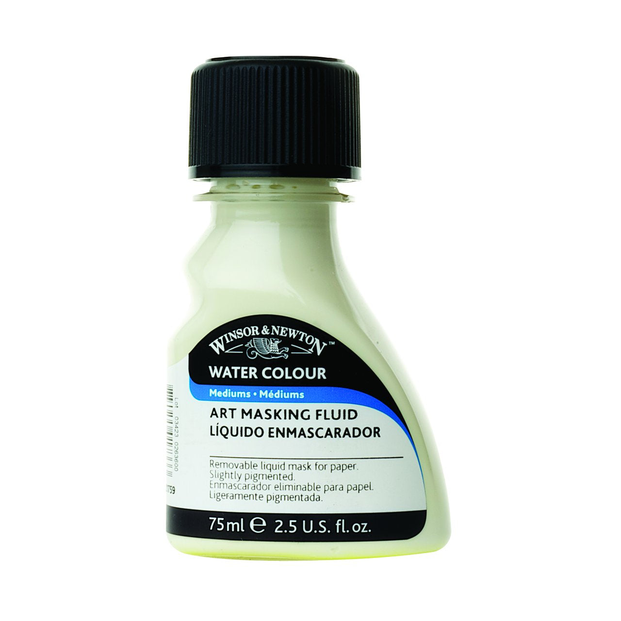 Winsor & Newton Art Masking Fluid, Yellow, 75ml