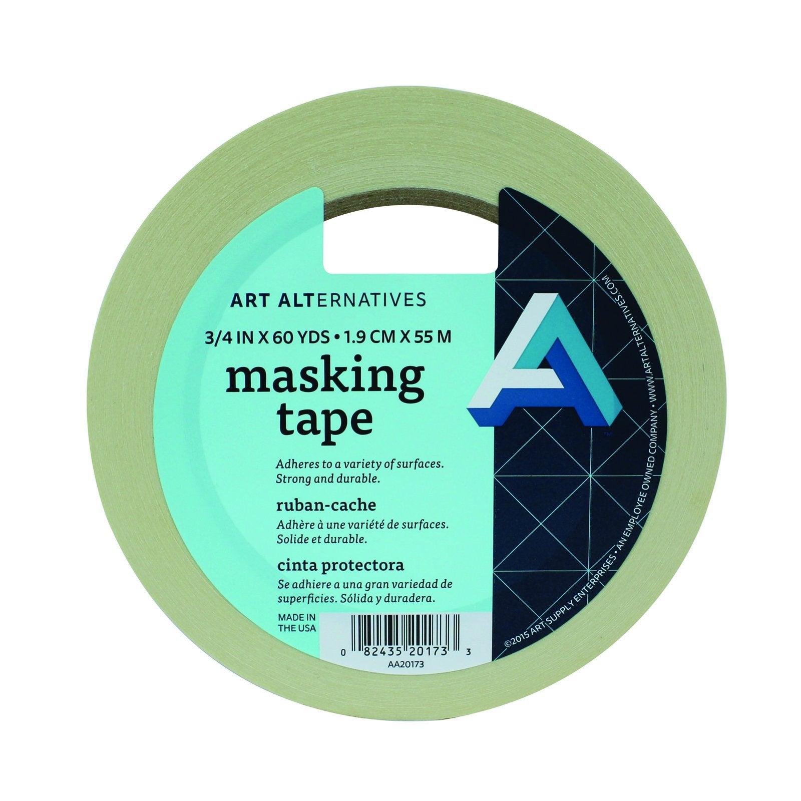 "Art Alternatives Masking Tape 3/4"" x 60 yds."