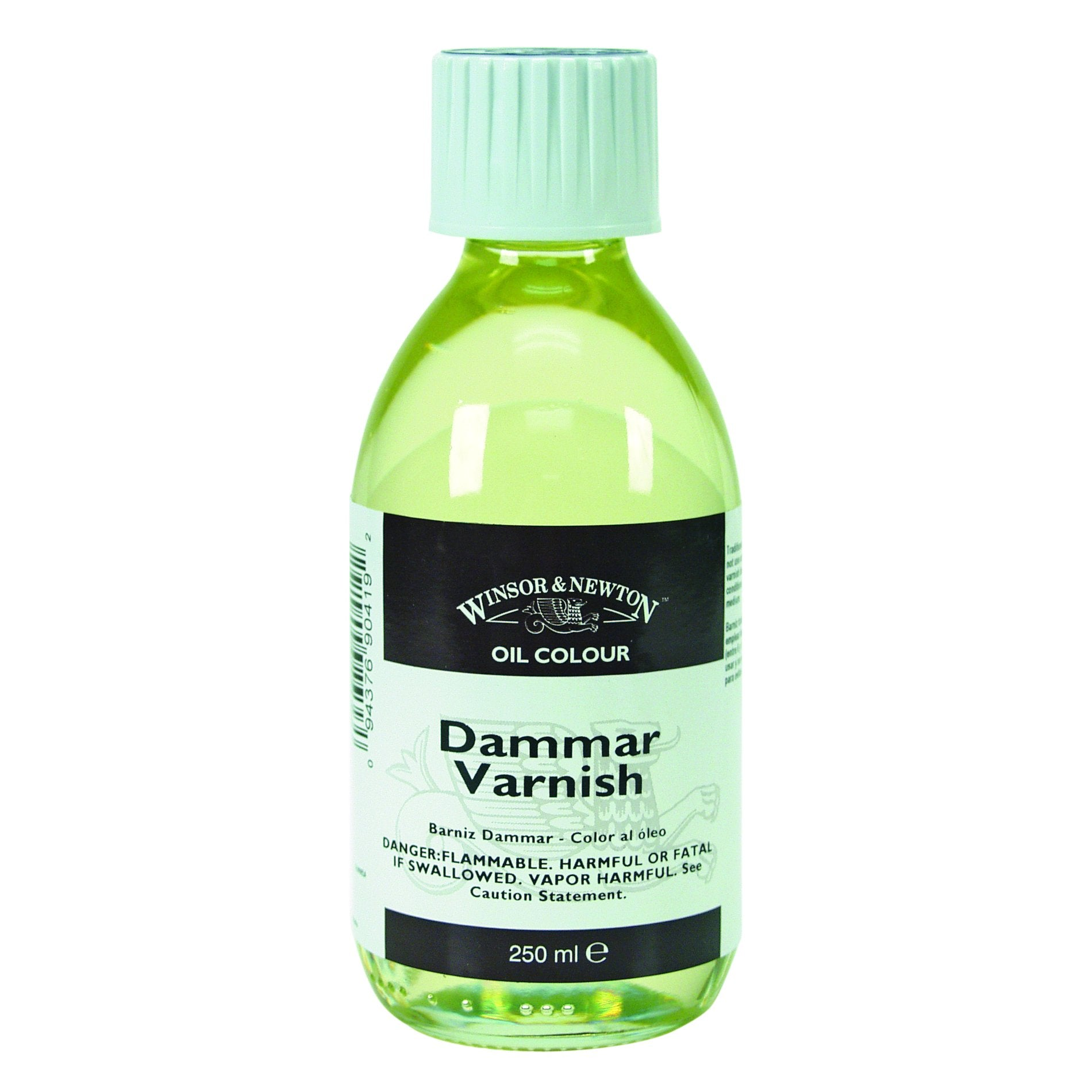 Winsor & Newton Dammar Varnish, 8.4 oz.