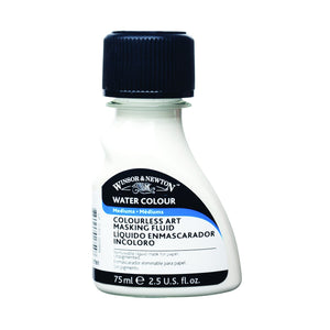 Winsor & Newton Art Masking Fluid, Colorless, 75ml