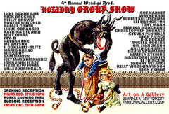 Wendigo 4th Annual Holiday Show
