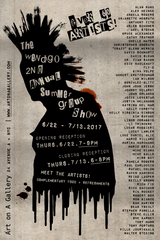 Wendigo Productions' 2nd Annual Summer Group Show