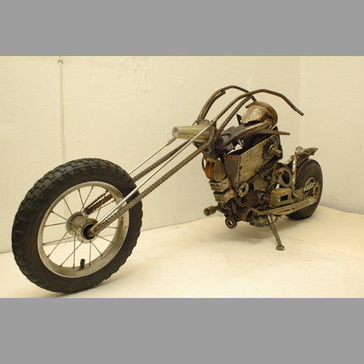 """Blown Cylinder"" Chopper"