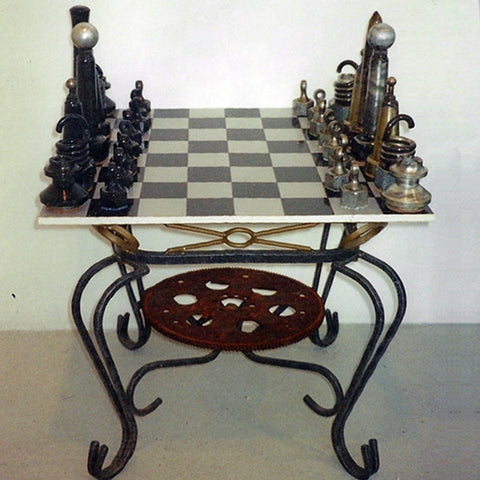 """Chiro Spring"" Chess Set"