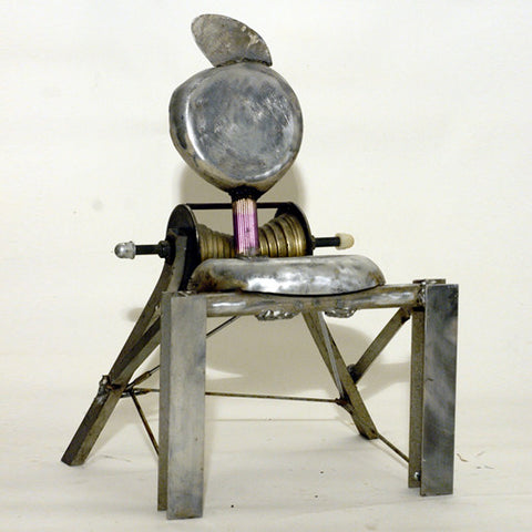"""Fry Pan"" Chair #1"