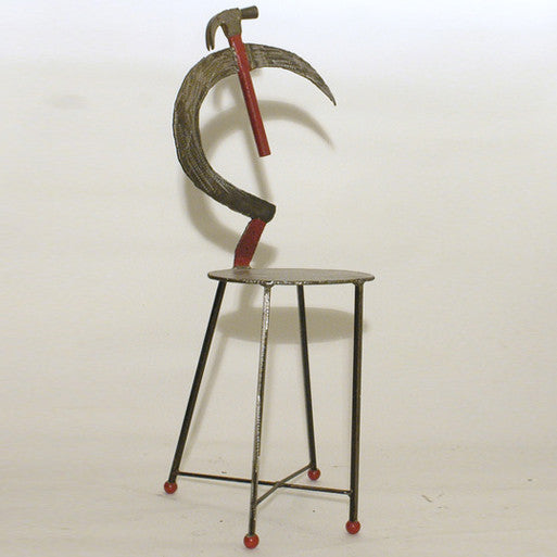 """Hammer and Sickle"" Chair"