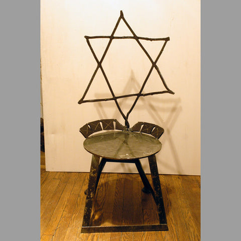 """Jewish Star"" Chair"