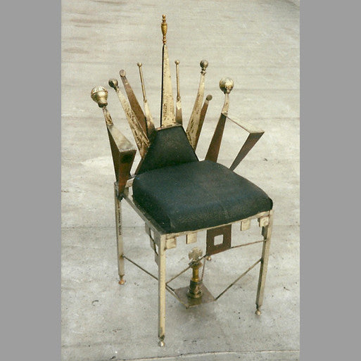 """King Chess Set"" Chair"