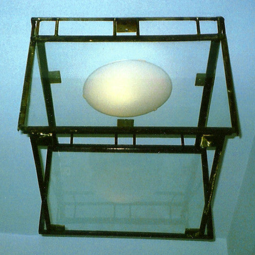 """Photographer's Arts-And-Crafts"" Ceiling Light"