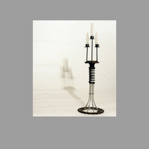 """Tri-Spring"" Candlestick"