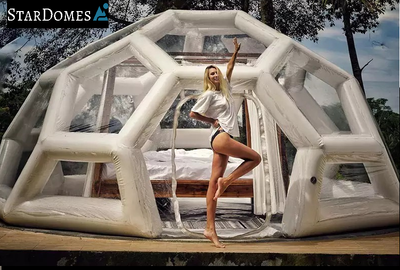 StarDomes™ Inflatable Bubble Domes