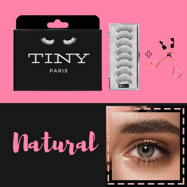 MAGNETIC EYELASH KIT - TINY PARIS™