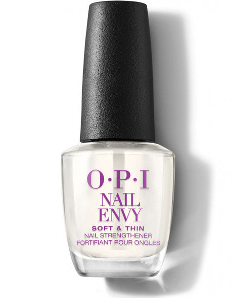 O.P.I Nail Envy Soft & Thin Formula