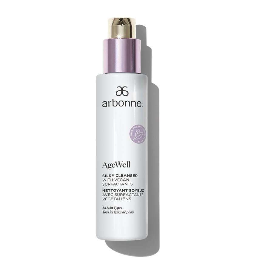 AgeWell Foaming Cleanser