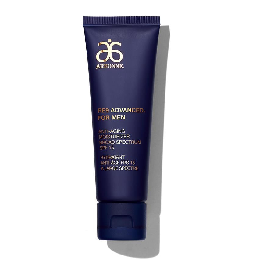 RE9 Advanced for Men Anti-Aging Moisturiser Broad Spectrum SPF 15