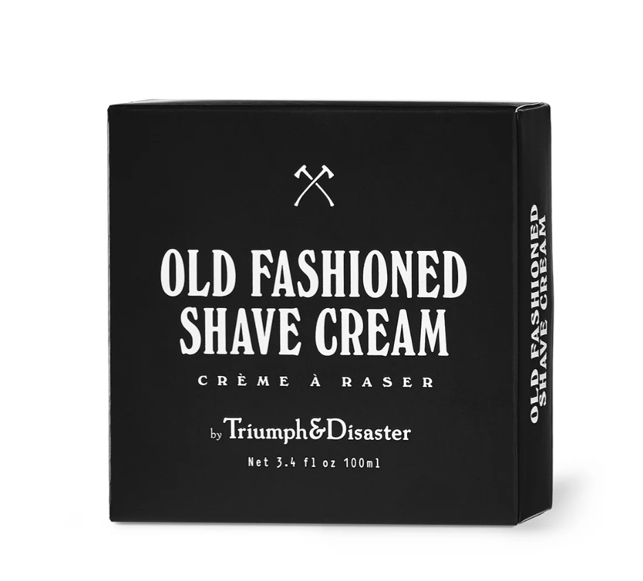 Triumph & Disaster Shave Cream Jar 100ml