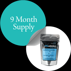 Refill - 9 Month Supply