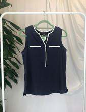 Load image into Gallery viewer, Ann Taylor Sleeveless Blouse | Size 8