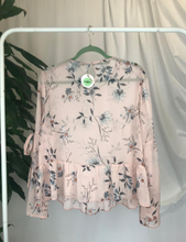 Load image into Gallery viewer, Atmosphere Sheer Blouse | Size 14