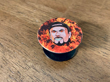 Load image into Gallery viewer, Premium Pyro Pop Socket Phone Holder